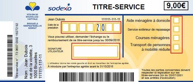 agence titres-services sur Ixelles